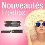 Les nouveautés de la Freebox